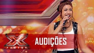 Heloá tem uma tigresa dentro de si | X Factor BR