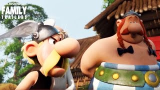 Asterix: The Mansions of the Gods | Official Trailer [HD]