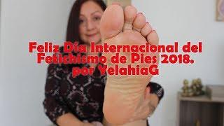 DIA INTERNACIONAL DEL FETICHISMO DE PIES 2018