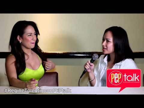 PEPtalk. Regine Tolentino shares health tips for busy moms