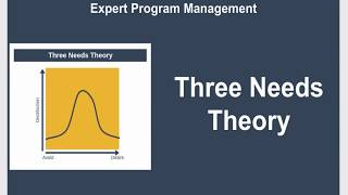 Three Needs Theory Explained