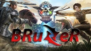 Ark: Survival of the fittest with iTz BRuZeR