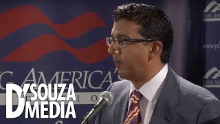 D'Souza Asks Ayers What The Top Tax Rate In America Should Be