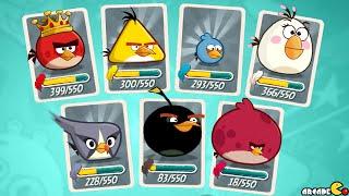 Angry Birds 2 - Level 161 - 165 Cobalt Plateaus Greenerville Walkthrough!