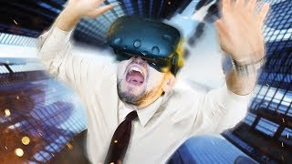 I FEEL LIKE SPIDERMAN | To The Top (HTC Vive Virtual Reality)