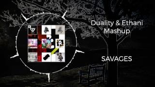 KUURO - Savage VS Case & Point - Savage ~ [Duality & Ethani Mashup]