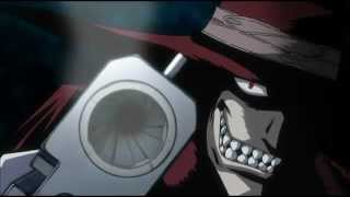 Hellsing Skrillex First Of The Year (Equinox) [AMV]