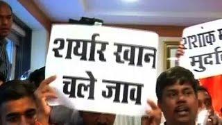 Watch Shiv Sena workers storm BCCI office, shout anti Pakistan slogans