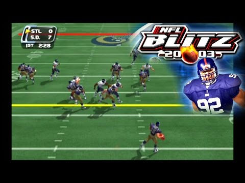 Xxx Mp4 NFL Blitz 2003 PS2 3gp Sex