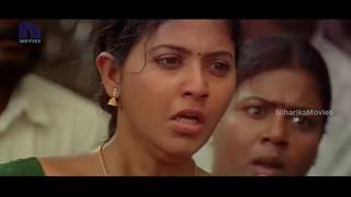 Kadhal Dhandapani Kills Her Daughter About Her Affair Simhadripuram Movie Scenes