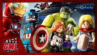 LEGO MARVEL AVENGERS - FILM COMPLET FRANCAIS