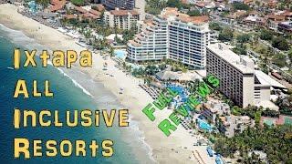 Best Ixtapa All Inclusive Resorts