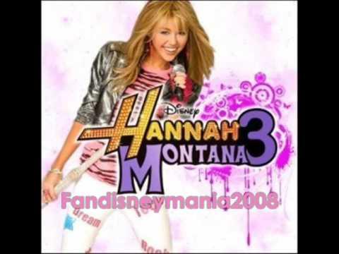 Let s Get Crazy Oficial Karaoke y Musica Hannah Montana 3