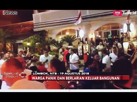 Xxx Mp4 Momen Ketakukan Dan Kepanikan Warga Lombok Saat Gempa Susulan 6 9 SR Special Report 21 08 3gp Sex