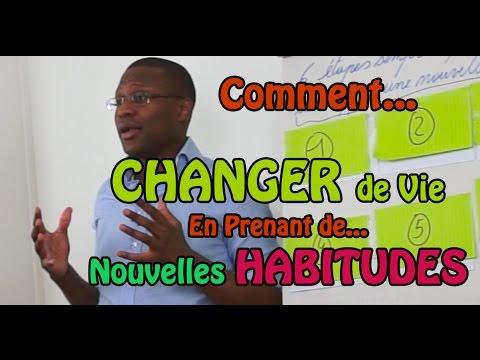 Comment changer de vie en prenant de nouvelles habitudes (6 façons simples)
