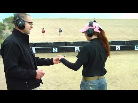 HK P7 with Iain Harrison and Shelley from Gun Nuts Media