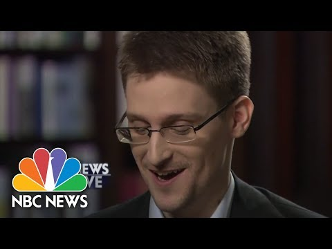 Snowden Any Cell Phone Can Be Hacked NBC News