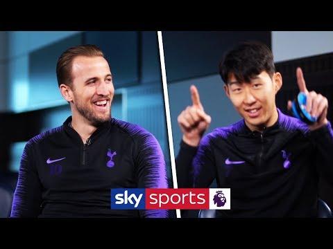 Xxx Mp4 Harry Kane Vs Son Heung Min Who Am I Tottenham Teammates Quiz 3gp Sex