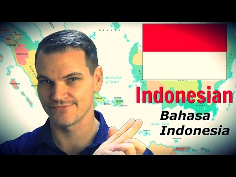 The Indonesian Language (Bahasa Indonesia)