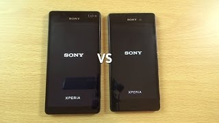 Sony Xperia C4 VS M4 Aqua - Speed & Camera Test!