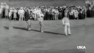 1937 U.S. Open Highlights