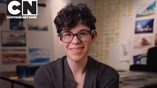 Create Your Own Cartoons! | Interview with Rebecca Sugar | Cartoon Network