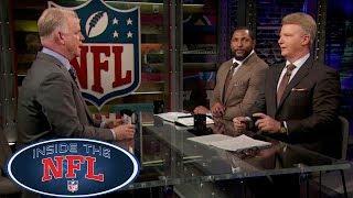 Week 7 Game Picks | Inside the NFL