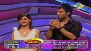 Lux Dance India Dance Season 2 March 27 '10 - Punit & Shakti