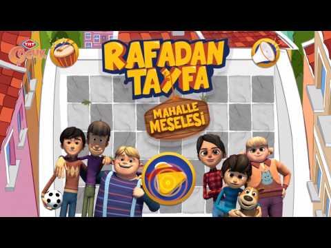 TRT Çocuk - Rafadan Tayfa Mahalle Meselesi Oyun İncelemesi