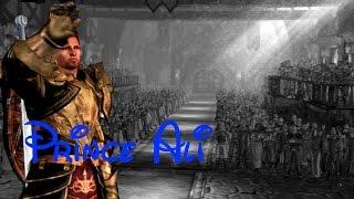 DAO/Disney crossover; Prince Ali(stair)