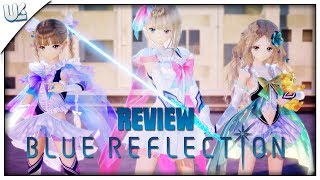 BLUE REFLECTION REVIEW | PS4 Pro