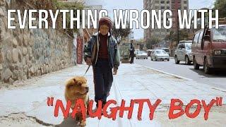 "Everything Wrong With Naughty Boy - ""La La La (feat. Sam Smith)"