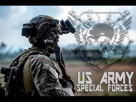 watch U.S. Army Special Forces / Green Berets /
