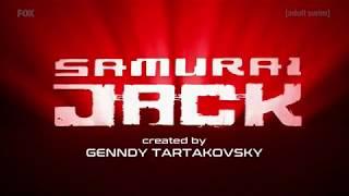 Adult Swim On FOX UK HD Samurai Jack Final Episode Continuity