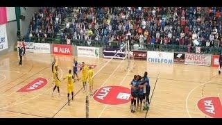 VOLLEYBALL - ZAHRA vs TANNOURINE- Friday, March 24 , 2017