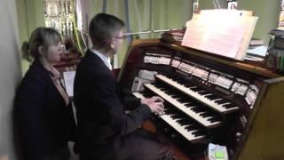 Preludium i fuga g-moll  -  N.Bruhns