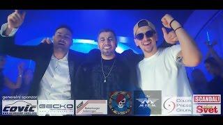 BRANE IVIĆ feat. Jovan Perišić & Marconi MC - RECI LAVE 2016 ►HIT