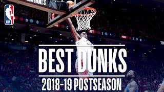 Best Dunks | 2019 NBA Playoffs