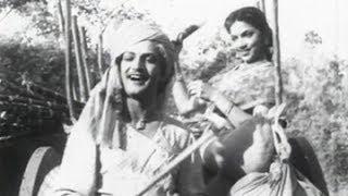 Malleeswari Movie Songs || Parugulu Theeyaali || N.T. Rama Rao || Bhanumathi Ramakrishna