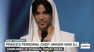 Diet changes before Prince's death? Dr. Drew comments