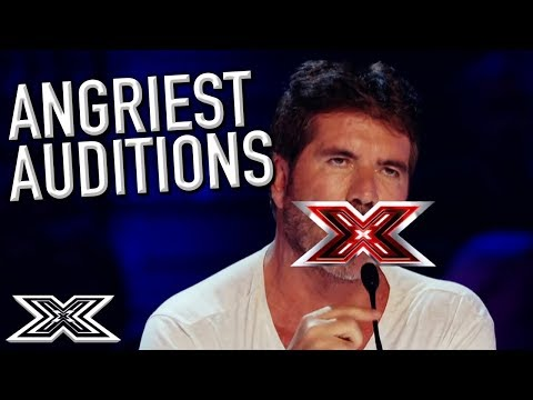 When Judges and Contestants ARGUE X Factor Global