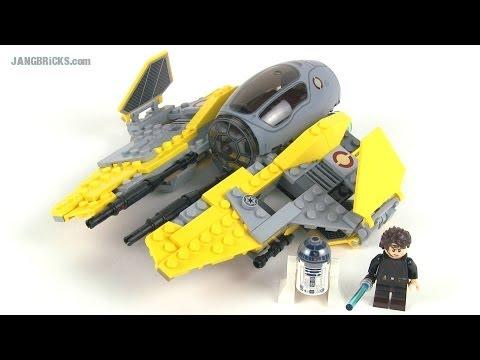 Xxx Mp4 LEGO Star Wars 75038 Jedi Interceptor Review 2014 Anakin ROTS Version 3gp Sex