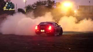 Drifting Chrysler 300c ستعراض كرايسلر