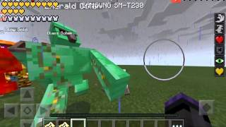 Stefek pizza mod golem,flash minecraft pe