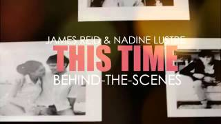 Behind the Scene This Time(JAMES and NADINE)JADINE/