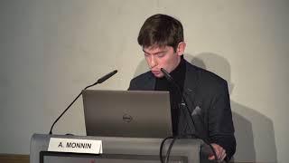 """""""Informatique et numérique"""" Alexandre Monnin - Séminaire du Centre d"""