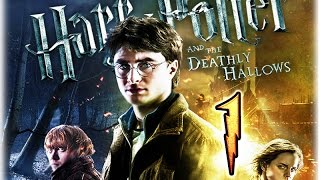 Harry Potter and the Deathly Hallows Part 1 Walkthrough Part 1 (PS3, X360, Wii, PC) The Wedding