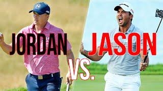 Golf Swing Analysis: Jason Day vs. Jordan Spieth