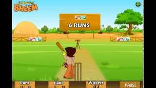 chhota bheem's target pratice game (all levels)