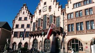 Walking tour of Frankfurt with Frankfurt on Foot